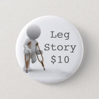 Badge CRUTCHESLARGE, LegStory$10