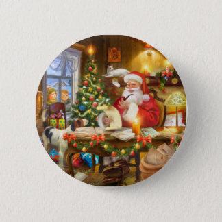 Badge Cute holiday Christmas