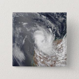 Badge Cyclone Dominique outre du rivage d'Austra