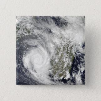 Badge Cyclones tropicaux Éric et Fanele 2