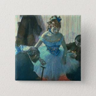 Badge Danseur d'Edgar Degas | dans son vestiaire