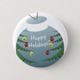 Badge Décoration De Noël