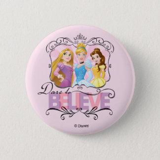 Badge Défi des princesses | de Disney à croire
