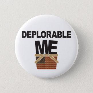 Badge Déplorable je