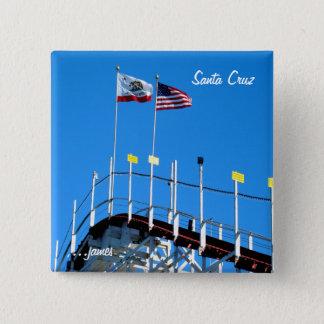 Badge Dessous de verre de Santa Cruz