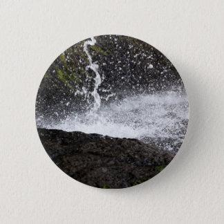 Badge Détail d'une petite cascade