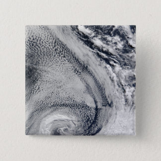 Badge Deux ouragans polaires en forme de s