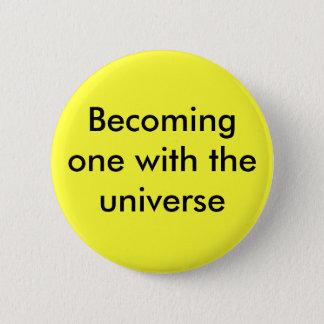 Badge Devenir avec l'univers