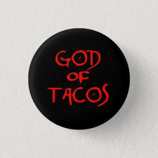 Badge Dieu des tacos (texte seulement)