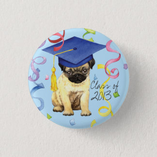 Badge Diplômé de carlin