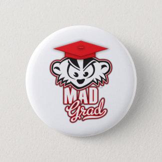 Badge Diplômé FOU de MadBadger