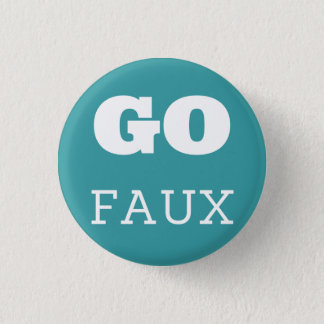 BADGE DISPARAISSENT LE FAUX