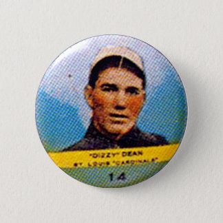 Badge Dizzy - le bouton