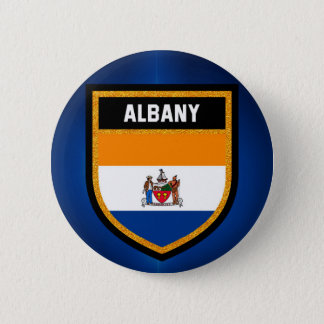 Badge Drapeau d'Albany