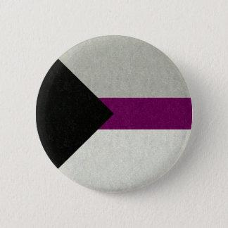 Badge Drapeau de Demisexual