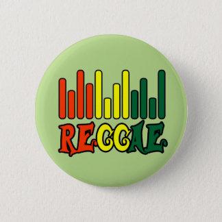 Badge drapeau de graffiti de reggae de rasta