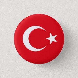 Badge Drapeau de la Turquie