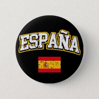 Badge Drapeau de l'Espagne