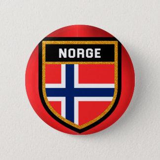Badge Drapeau de Norge