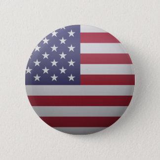 Badge Drapeau des états unis d'Amérique