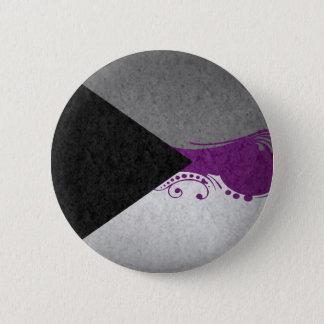 Badge Drapeau d'Ornamental de Demisexual