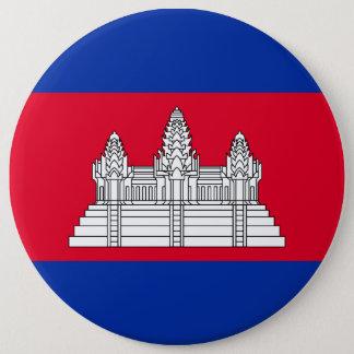 Badge Drapeau du Cambodge