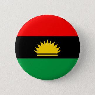 Badge Drapeau ethnique de personnes de minorité de