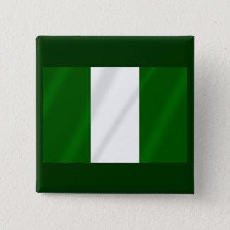 Badge Drapeau nigérien des chemises et des présents du