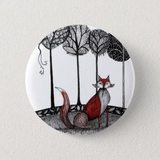Badge Dupez le renard