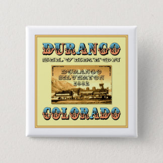 Badge Durango le Colorado