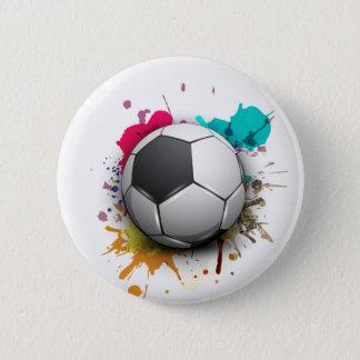 Badge Éclat du football