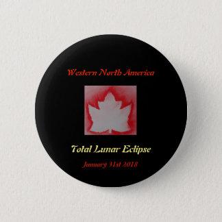 Badge Éclipse lunaire totale 2018
