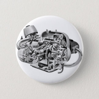 Badge Écorché d'habitué de la marijuana