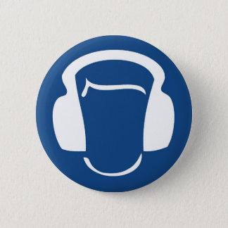 Badge Écouteurs