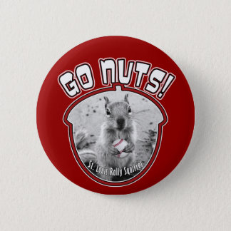 Badge Écureuil de rassemblement de Louis - base-ball