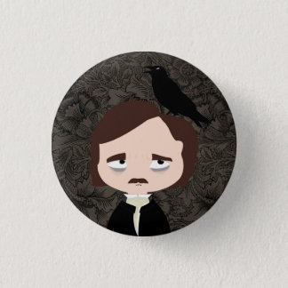 Badge Edgar Allan Poe