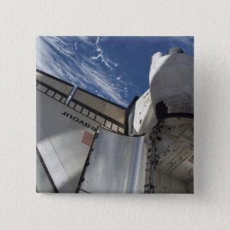 Badge Effort de navette spatiale 25