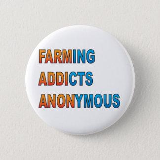 Badge Élevant des intoxiqués anonymes