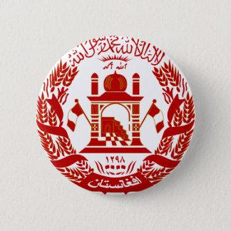 Badge emblème de l'Afghanistan