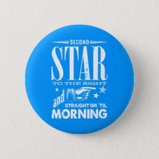 Badge En second lieu étoile vers la droite