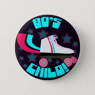 Badge Enfant total d'années '80