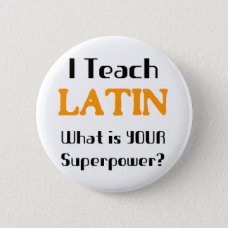 Badge Enseignez le latin
