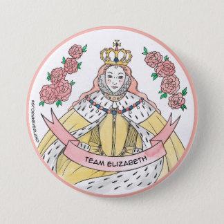 Badge Équipe Elizabeth