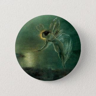 Badge Esprit de la nuit par Grimshaw, fée victorienne
