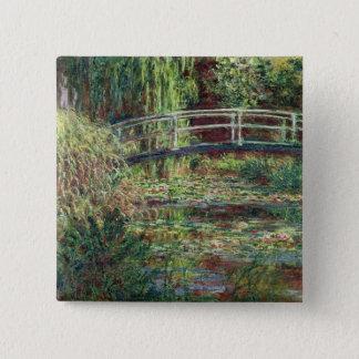 Badge Étang de nénuphar de Claude Monet | : Harmony
