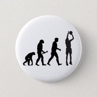 Badge Évolution de basket-ball