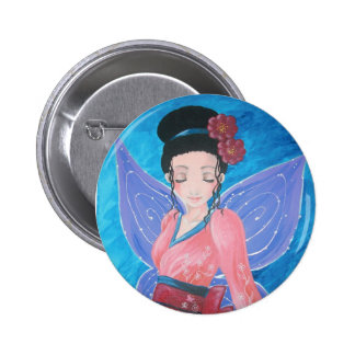Badge - Fairy kimono