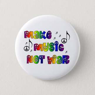 Badge Faites le bouton de musique