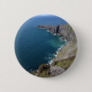 Badge Falaises irlandaises dans Dingle Irlande par