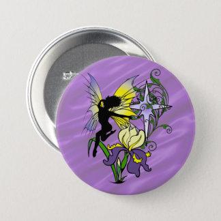 Badge Fée d'ombre d'iris